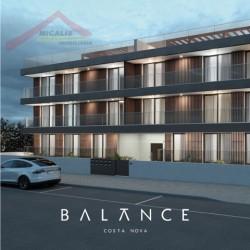 Apartamento Novo T2 na Praia da Costa Nova (3175A2MAV)